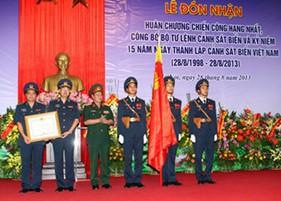Cảnh sát biển Việt Nam nâng cao thế và lực