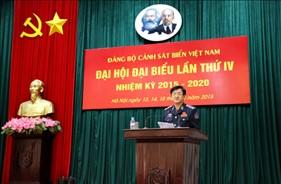 Cảnh sát biển Việt Nam quyết tâm bảo vệ chủ quyền quốc gia trên biển
