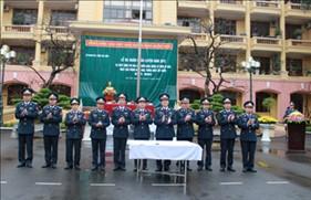 Yêu cầu, nhiệm vụ huấn luyện chiến đấu năm 2015 của khối Cơ quan BTL Cảnh sát biển
