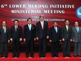 Việt Nam tham dự các Hội nghị Bộ trưởng Hạ nguồn Mê Công bên lề AMM-46