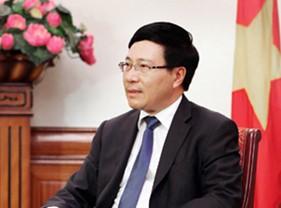Việt Nam coi trọng, tăng cường quan hệ hữu nghị và hợp tác toàn diện với Hoa Kỳ