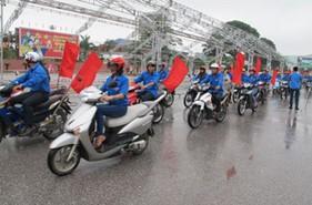 Tuổi trẻ thành phố Thái Nguyên vì biển đảo quê hương