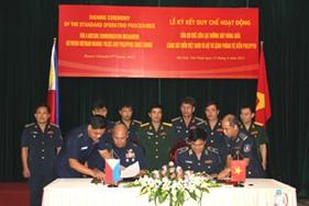 Đường đây nóng giữa Lực lượng Cảnh sát biển Việt Nam và lực lượng Phòng vệ biển Philippines