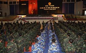 BTL Cảnh sát biển tham gia Hội thao Võ chiến đấu tay không toàn quân