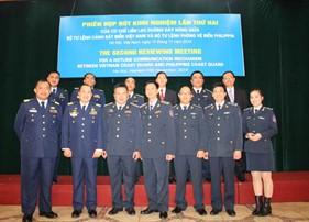 Phiên họp rút kinh nghiệm lần thứ 2 cơ chế liên lạc đường dây nóng giữa BTL Cảnh sát biển Việt Nam và BTL Phòng vệ biển Philippin