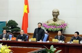 Tăng cường phối hợp công tác giữa Chính phủ và MTTQ Việt Nam