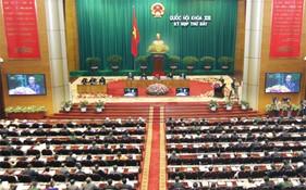 Bế mạc kỳ họp thứ 7, Quốc hội khóa XIII
