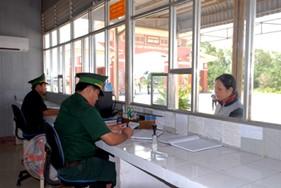 Ban hành Quy chế điều hành hoạt động tại các cửa khẩu biên giới đất liền