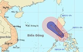 Bộ đội biên phòng các tỉnh hướng dẫn hơn 30 nghìn phương tiện chủ động tránh áp thấp nhiệt đới