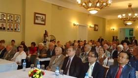 Cuộc gặp mặt lần thứ 44 các chuyên gia quân sự Liên Xô từng công tác tại Việt Nam