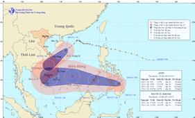 BTTM chỉ đạo ứng phó bão số 12 và cơn bão tiếp theo