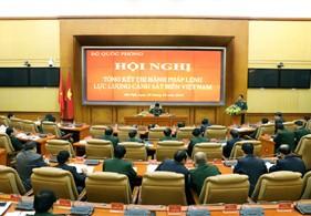 Chủ trương,  định hướng nghiên cứu, xây dựng Dự án Luật Cảnh sát biển Việt Nam