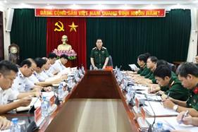 Tổng Cục Chính trị kiểm tra hoạt động CTĐ, CTCT tại BTL Cảnh sát biển