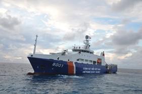 Bảo đảm an toàn hàng hải khi tàu hoạt động trên quần đảo Trường Sa