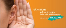 """Cùng Viettel """"Lắng nghe để phát triển"""" - nhận thưởng 100 triệu đồng"""