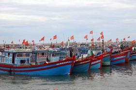 Các điều kiện để khai thác thủy sản ở ngoài vùng biển Việt Nam
