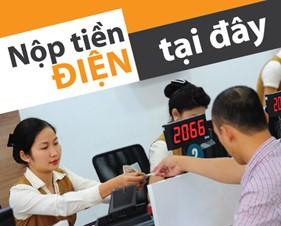 Thanh toán tiền điện dễ dàng tại các cửa hàng Viettel TP HCM