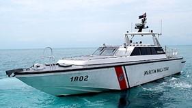 Lực lượng thực thi pháp luật trên biển Malaysia