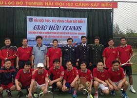 Hải Đội 102 đẩy mạnh các hoạt động chào mừng 70 năm Ngày thành lập Quân đội Nhân dân Việt Nam, 25 năm Ngày Hội Quốc phòng toàn dân