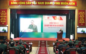 Ngành Thông tin liên lạc BTL Cảnh sát biển được tặng Cờ thi đua năm 2014