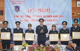 Ngành Kỹ thuật BTL Cảnh sát biển triển khai nhiệm vụ công tác 2015