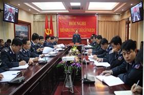 Hội nghị triển khai công tác hậu cần năm 2015