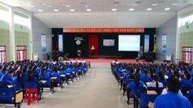 Vùng Cảnh sát biển 2 tổ chức Hội nghị tuyên truyền lực lượng cảnh sát biển và Luật biển cho sinh viên trường Đại học Quảng Nam