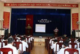 BTL Cảnh sát biển khai mạc Hội nghị tập huấn Pháp luật năm 2014