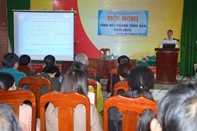 BTL Vùng Cảnh sát biển 2 tuyên truyền biển đảo tại xã Tam Hải