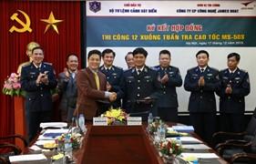 Năm 2016, Cảnh sát biển Việt Nam sẽ có thêm 12 xuồng tuần tra cao tốc MS-50S mới