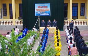 Tuổi trẻ BTL Vùng Cảnh sát biển 1 sôi nổi các hoạt động chào mừng kỷ niệm 71 Ngày thành lập Quân đội nhân dân Việt Nam