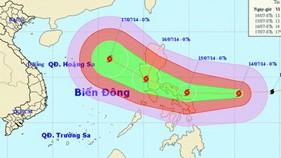Cảnh sát biển và Kiểm ngư Việt Nam đã có phương án tránh bão