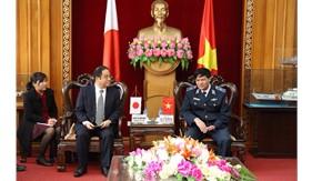 Tập huấn, trao đổi kinh nghiệm giữa Cảnh sát biển Việt Nam và Lực lượng bảo vệ bờ biển Nhật Bản