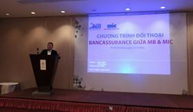 MIC & MB thúc đẩy Bancassurance khu vực phía nam