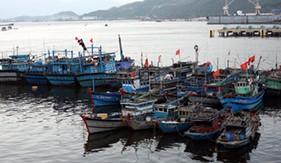 Tàu cá khi vào và rời cảng cá phải tuân thủ các quy định gì?