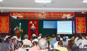 BTL Vùng Cảnh sát biển 2 tuyên truyền biển đảo cho cán bộ, nhân dân