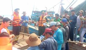 Cụm ĐNPCTP ma túy số 3 tuyên truyền pháp luật phòng chống ma túy cho bà con nghư dân tại Bà Rịa Vũng Tàu