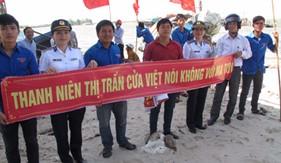 Phòng PCTP ma túy BTL Cảnh sát biển tuyên truyền pháp luật phòng chống ma túy cho ngư dân
