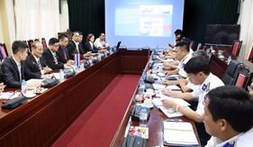 Đoàn Ủy ban Kiểm soát ma túy Thái Lan thăm, làm việc với BTL Cảnh sát biển