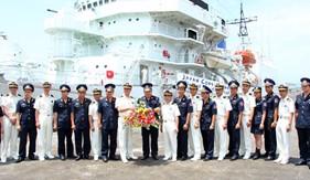 Tăng cường công tác đối ngoại, hợp tác vì vùng biển hòa bình, hữu nghị và phát triển
