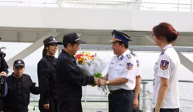 Kết thúc tốt đẹp chuyến kiểm tra liên hợp nghề cá Vịnh Bắc bộ lần thứ 11 với Cảnh sát biển Trung Quốc