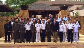 Hội nghị cấp chuyên viên Lực lượng thực thi pháp luật trên biển các nước khu vực Vịnh Thái Lan lần thứ 3