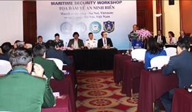 Tọa đàm về an ninh biển lần thứ 2 - 2014