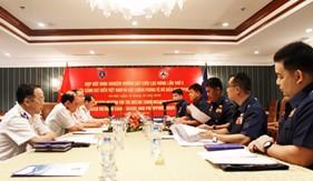 Họp rút kinh nghiệm đường dây liên lạc nóng lần thứ 5 giữa Cảnh sát biển Việt Nam và Lực lượng Phòng vệ bờ biển Philippines