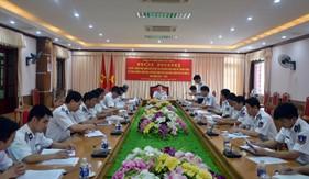 Đảng ủy Vùng Cảnh sát biển 1 tổ chức Hội nghị sơ kết 5 năm thực hiện Chỉ thị về tăng cường lãnh đạo, chỉ đạo công tác giáo dục chính trị tại đơn vị