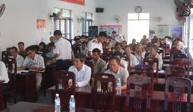 Tin tức - sự kiện » Hoạt động Cảnh sát biển Print  E-mail Cụm Đặc nhiệm PCTP ma túy số 3 tuyên truyền pháp luật tại thị xã Lagi - Bình Thuận