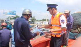 Cụm ĐNPCTP ma túy số 4 tuyên truyền biển đảo, phổ biến giáo dục Pháp luật tại tỉnh Bến Tre