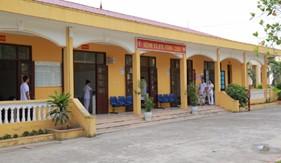 Xây dựng bệnh xá điểm ở BTL Vùng Cảnh sát biển 1