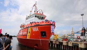 Phát triển, hiện đại hóa trang bị cho Cảnh sát biển, đáp ứng yêu cầu nhiệm vụ trong tình hình mới