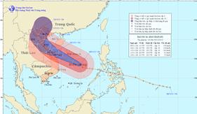 Công điện của Thủ tướng Chính phủ yêu cầu các bộ, ngành, cơ quan và các tỉnh chủ động đối phó với siêu bão số 14